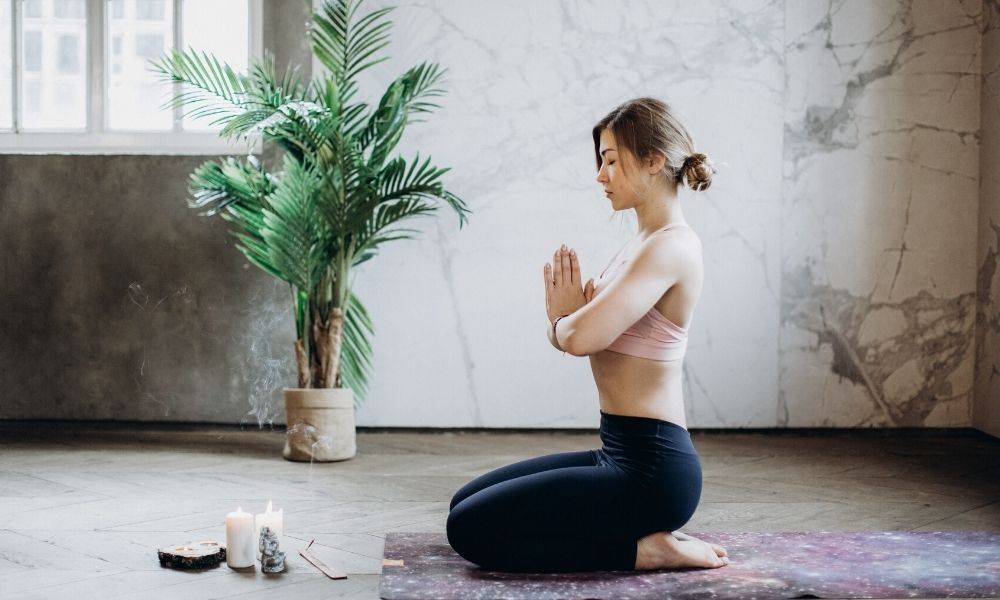 Disminuir los malos pensamientos con la meditación